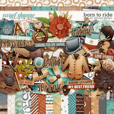Born to ride by WendyP Designs