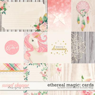 Ethereal Magic: CARDS by KCB & Flergs