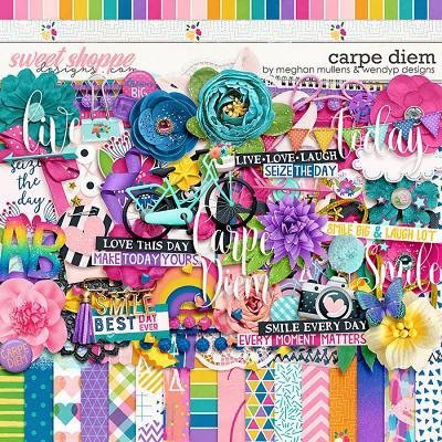 Carpe Diem-Kit by WendyP Designs & Meghan Mullens