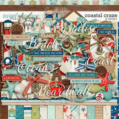 Coastal Craze by LJS Designs