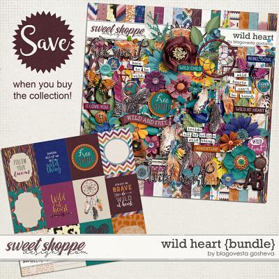 Wild Heart {bundle} by Blagovesta Gosheva