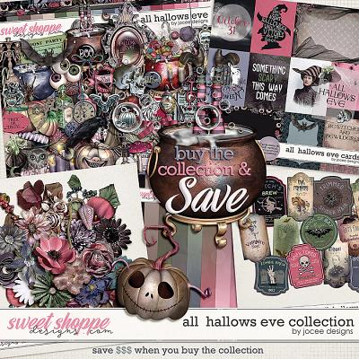 All Hallows Eve Collection by JoCee Designs