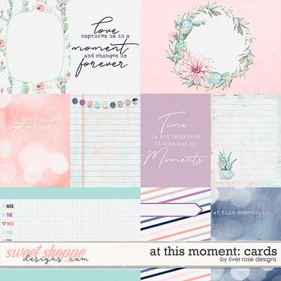 At This Moment: Cards by River Rose Designs
