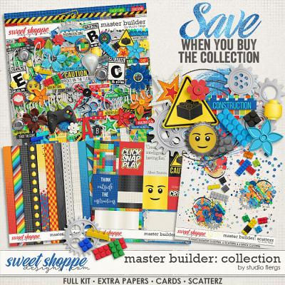 Master Builder: COLLECTION & *FWP* by Studio Flergs