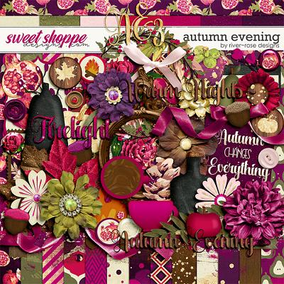 Autumn Evening by River Rose Designs