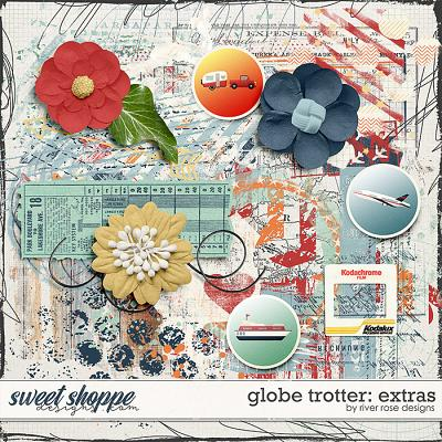 Globe Trotter: Extras by River Rose Designs