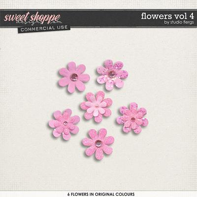 Flowers VOL 4 by Studio Flergs