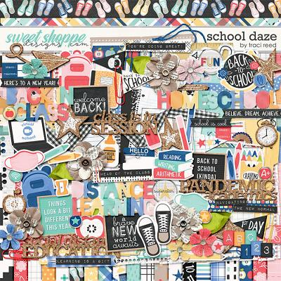 School Daze by Traci Reed