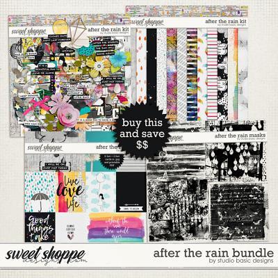 After The Rain Bundle by Studio Basic