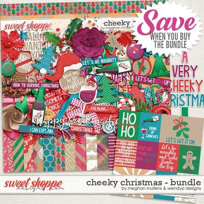 Cheeky Christmas-Bundle by WendyP Designs & Meghan Mullens