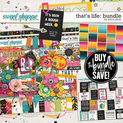 That's Life: Bundle by Erica Zane