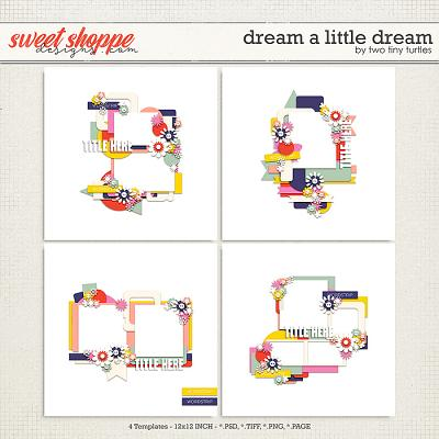 Dream A Little Dream by Two Tiny Turtles
