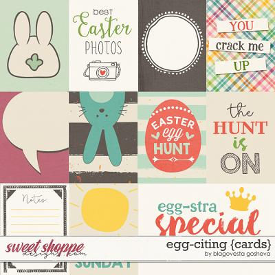 Egg-citing {Cards} by Blagovesta Gosheva