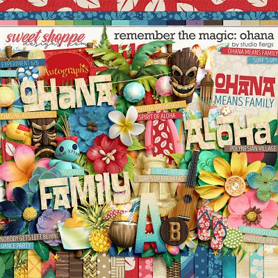 Remember the Magic: OHANA by Studio Flergs