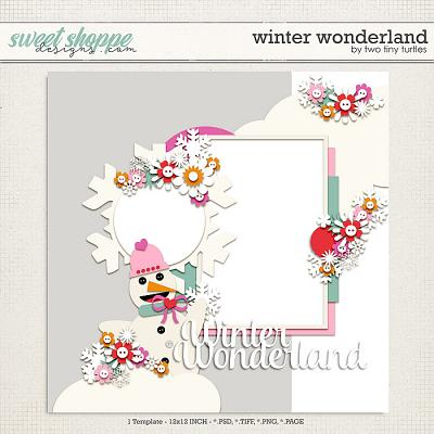 Winter Wonderland by Two Tiny Turtles