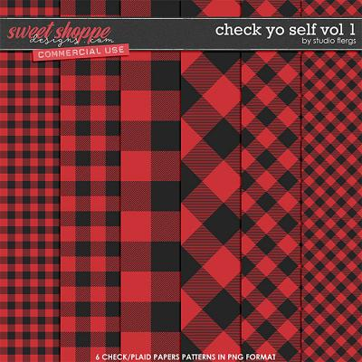 Check Yo Self VOL 1 by Studio Flergs