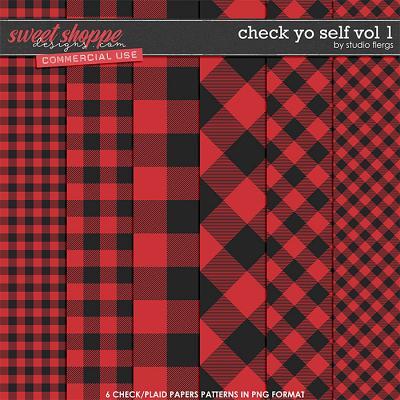 Check Yo Self VOL 1 by Studio Flergs