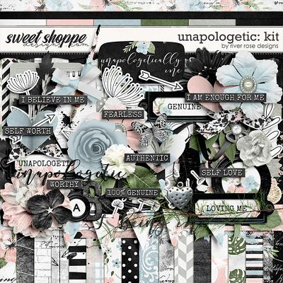 Unapologetic: Kit by River Rose Designs