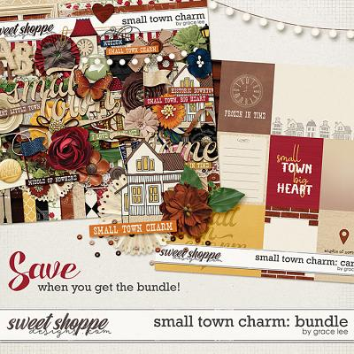 Small Town Charm: Bundle by Grace Lee