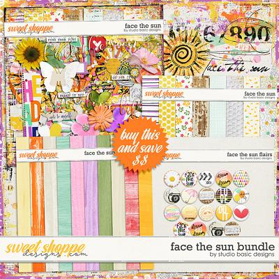 Face The Sun Bundle by Studio Basic