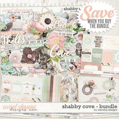 Shabby cove - bundle by WendyP Designs