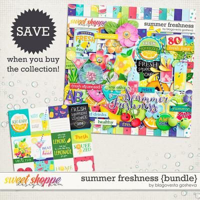 Summer Freshness {bundle} by Blagovesta Gosheva