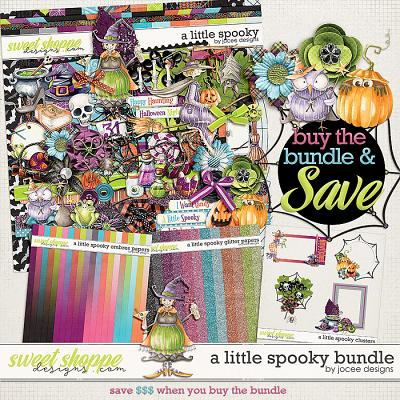 A Little Spooky Bundle by JoCee Designs