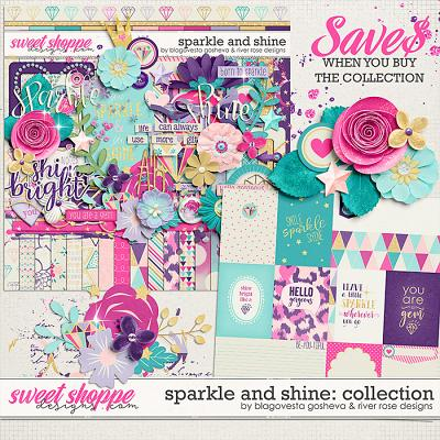 Sparkle and Shine {bundle} by Blagovesta Gosheva & River Rose Designs