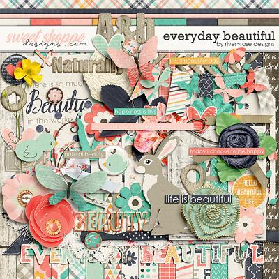 Everyday Beautiful by River Rose Designs