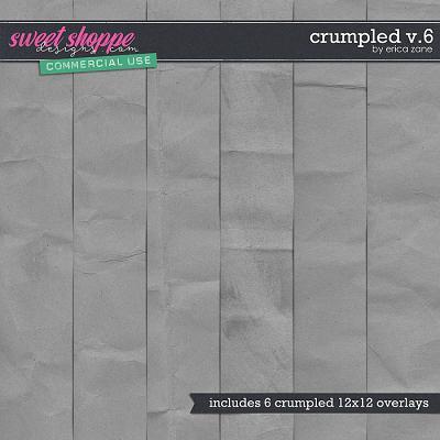 Crumpled v.6 by Erica Zane