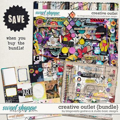 Creative Outlet Bundle by Blagovesta Gosheva and Studio Basic