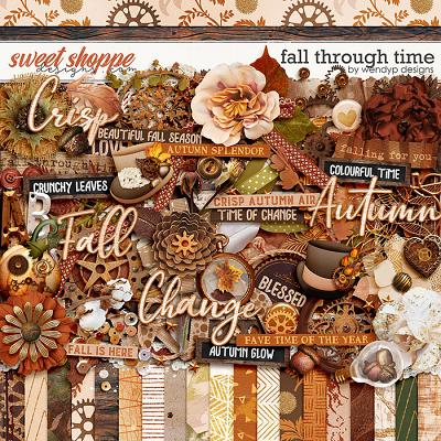 Fall through time by WendyP Designs