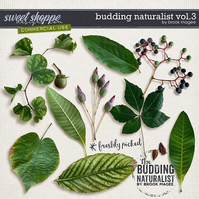 Budding Naturalist Vol.3 - CU - by Brook Magee