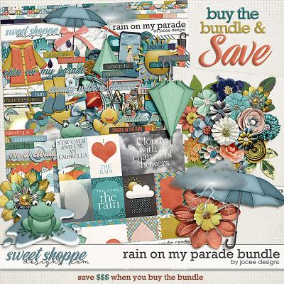 Rain on my Parade Bundle by JoCee Designs