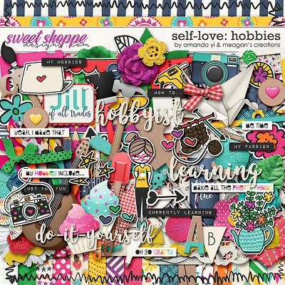 Self-Love: Hobbies by Amanda Yi & Meagan's Creations