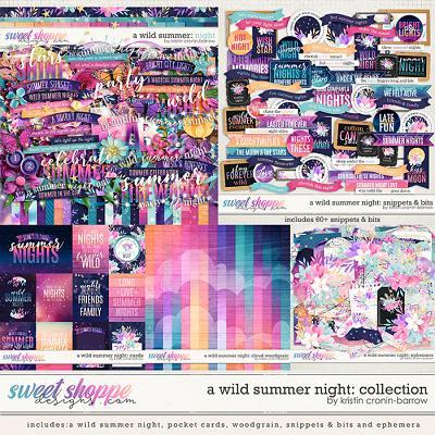 A Wild Summer Night: Collection by Kristin Cronin-Barrow
