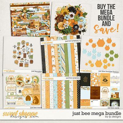 Just Bee Mega Bundle by LJS Designs