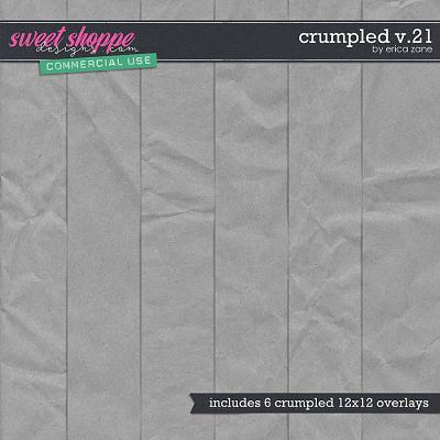 Crumpled v.21 by Erica Zane