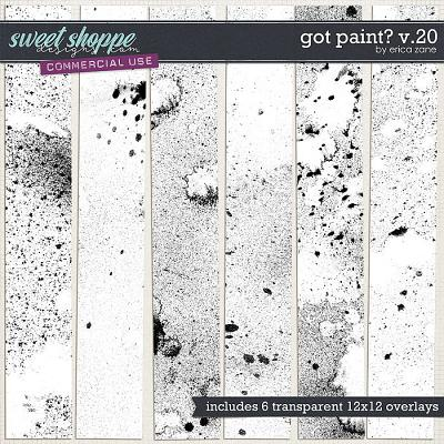 Got Paint? v.20 by Erica Zane