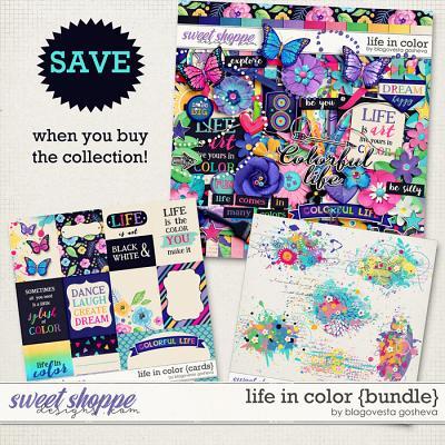 Life in Color {bundle} by Blagovesta Gosheva