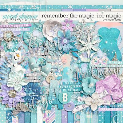Remember the Magic: ICE MAGIC by Studio Flergs