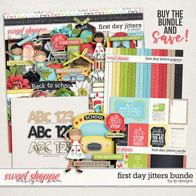 First Day Jitters Bundle by LJS Designs