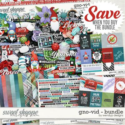 Gno-vid - Bundle & *FWP* by WendyP Designs