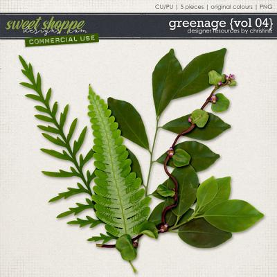 Greenage {Vol 04} by Christine Mortimer