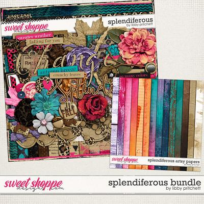 Splendiferous Bundle by Libby Pritchett