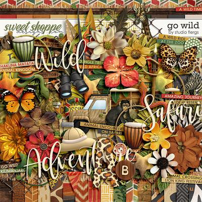 Go Wild by Studio Flergs
