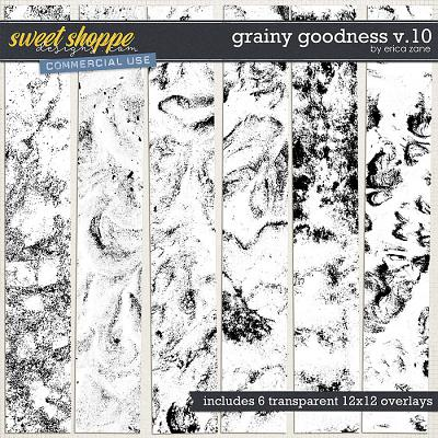 Grainy Goodness v.10 by Erica Zane