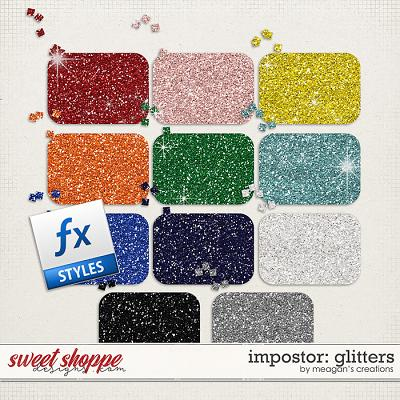 Impostor: Glitters by Meagan's Creations