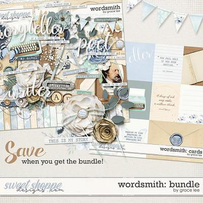 Wordsmith: Bundle by Grace Lee