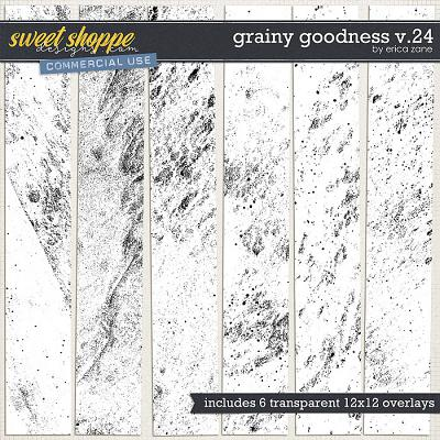 Grainy Goodness v.24 by Erica Zane